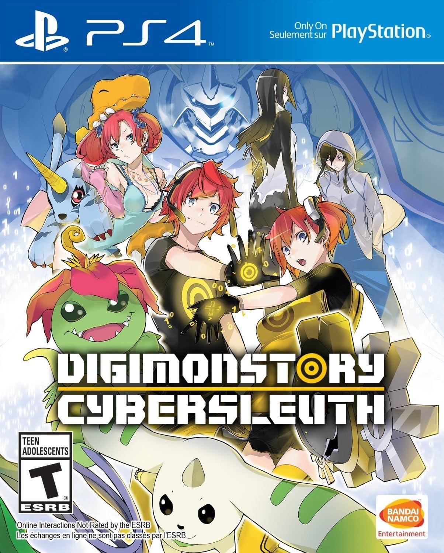 Digimon Story: Cyber Sleuth [Importación USA]: Amazon.es: Videojuegos