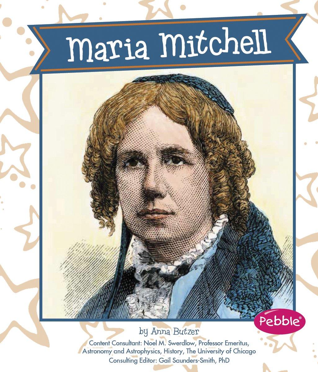 Download Maria Mitchell (Great Women in History) pdf epub