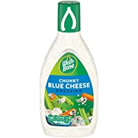Deals on Wish-Bone Chunky Blue Cheese Dressing 15OZ