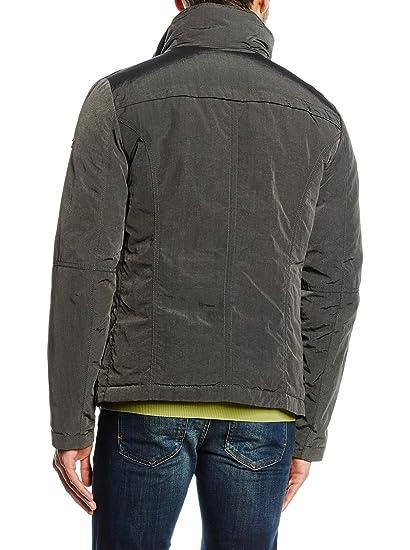 Amazon it Giacca S Abbigliamento Street Grigio Dekker wz4aI1qS