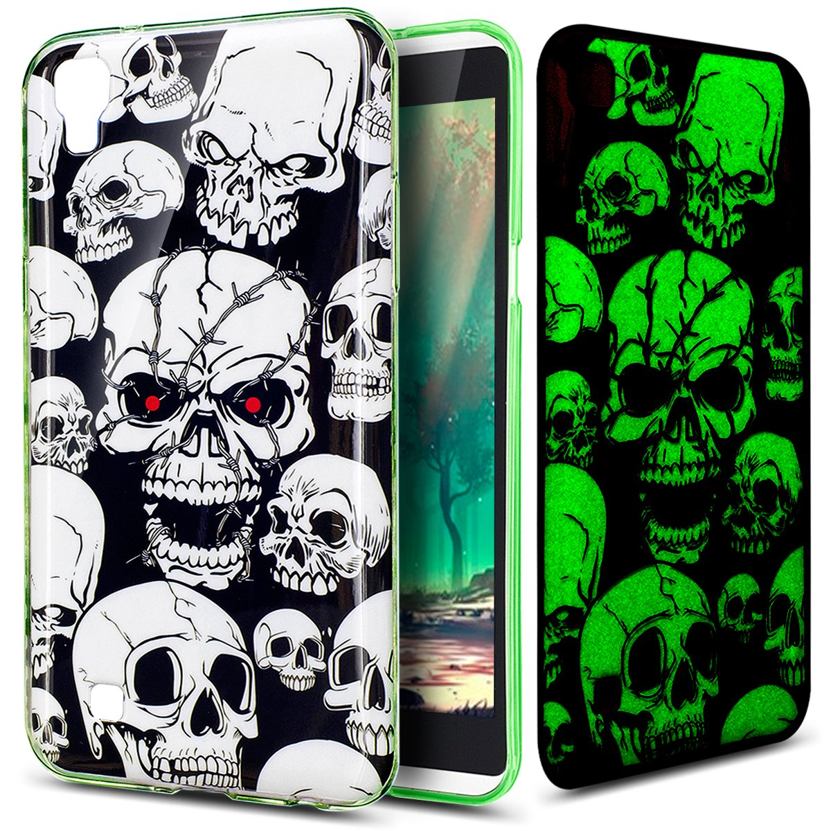 Lg X Power Caselg Coverikasus Ultra Thin Soft Peonia Electroplating Transparent Ultrathin Case Samsung J7 Pro 2017 Tpu Caseart Painted Luminous Seriessoft Silicone Rubber Bumper Casecrystal Clear