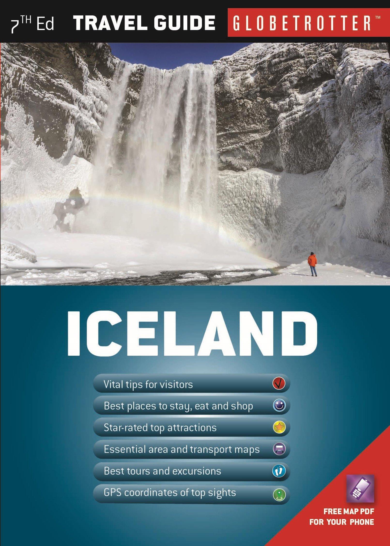 Iceland Travel Pack (Globetrotter Travel Guide)