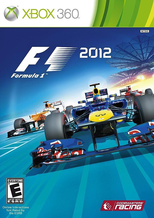 Warner Bros Formula 1 2012, Xbox 360 - Juego (Xbox 360): Amazon.es ...