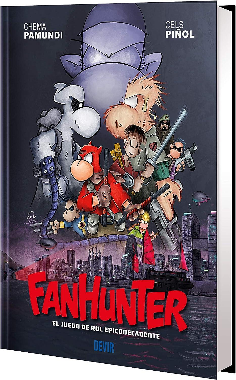 Devir- Fanhunter: El Juego de rol (FHBASICO)
