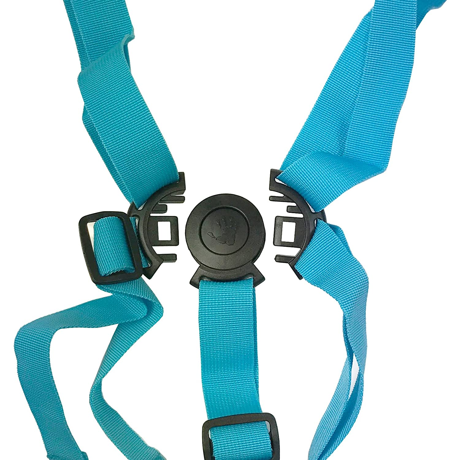 Five Point Harness - Blue (For OPTIMUM Stroller) Universal* OptSpare