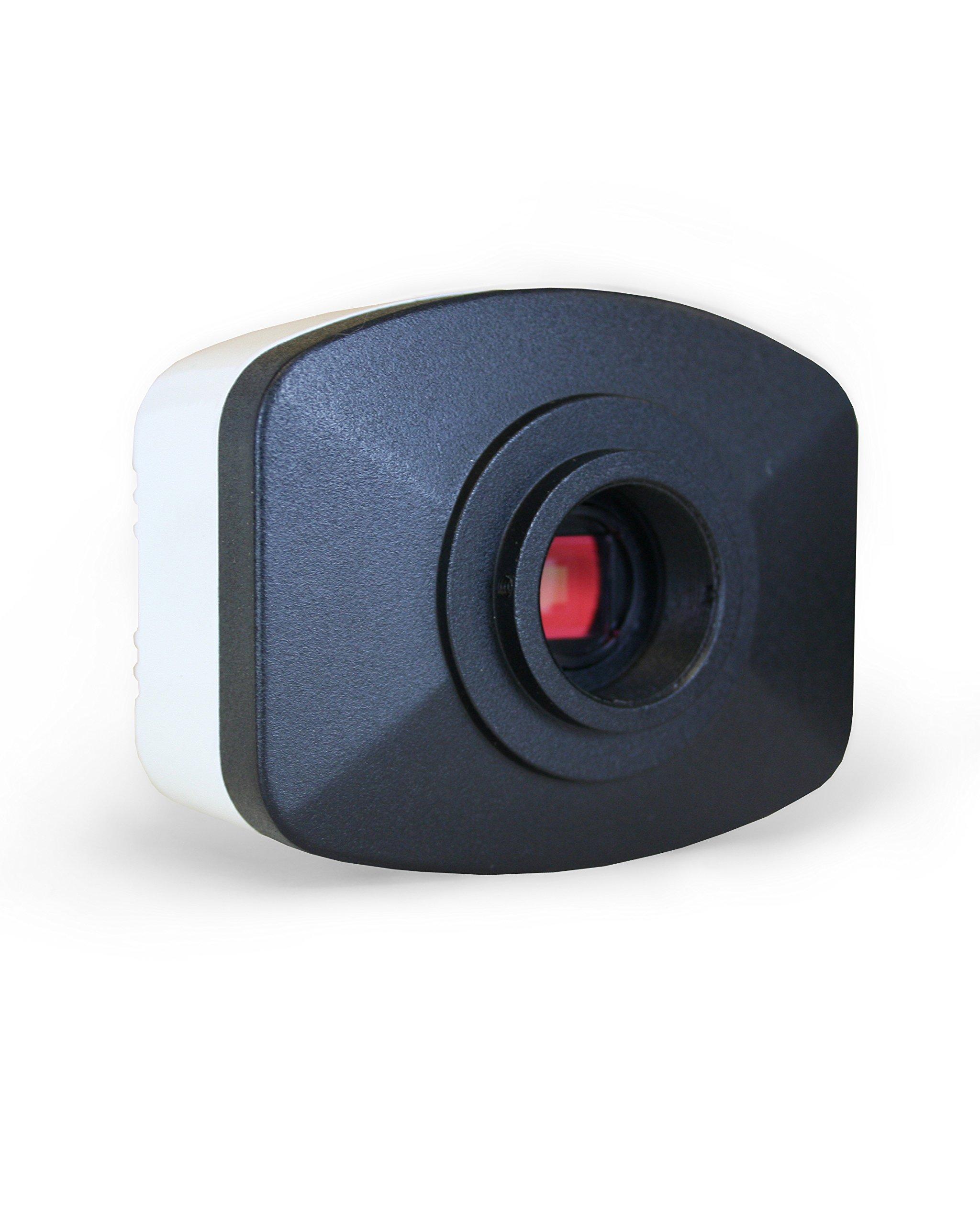 Vision Scientific VDN013 DN Pro Microscope Eyepiece Camera 1.3 MP Windows XP/7/8; Linux; Mac; USB 2.0