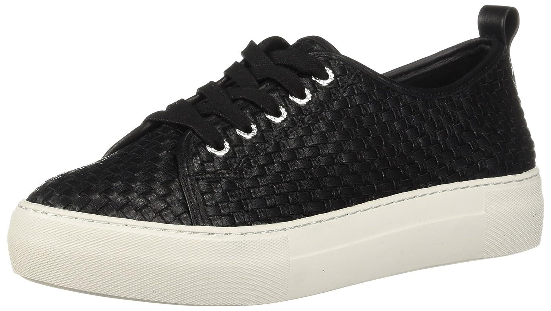 J Slides Women's Artsy Sneaker B076DQNRR9 8.5 B(M) US|Black