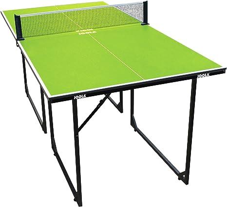 JOOLA TT de Mesa midsize Tenis de Mesa Mesa, Verde, One Size ...