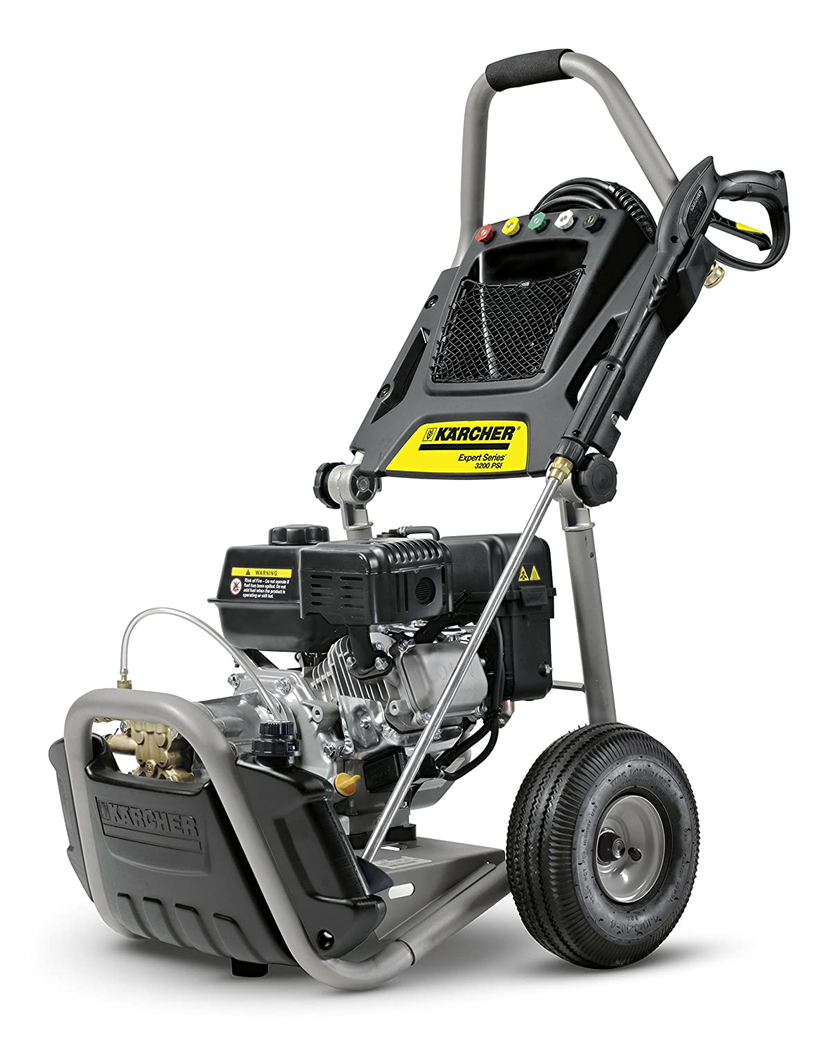 Is A Power Washer Ok To Use On Cars