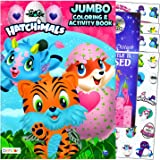 Hatchimals Coloring Book Activity Stickers Set with Hatchimals Stickers Bundled with Separately Licensed Specialty…
