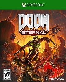 Doom Eternal - Xbox One: Video Games - Amazon com