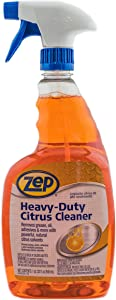 ZEP Heavy-Duty Citrus Degreaser 32 Ounces ZUCIT32