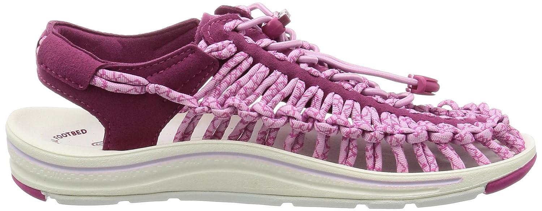 KEEN Women's 11 Uneek 8MM Sandal B01H8H6S30 11 Women's B(M) US|Anemone/Very Berry 9be5eb