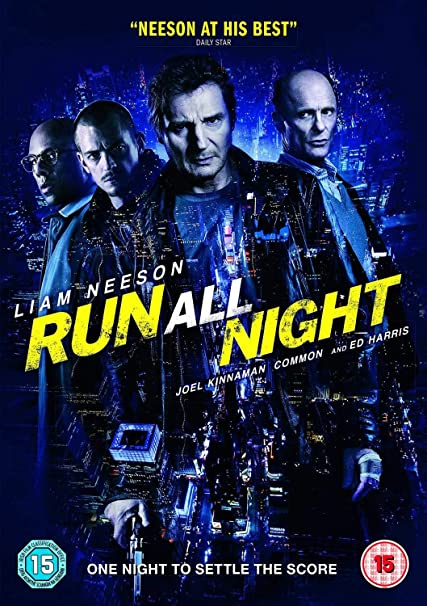 Run All Night [DVD] [2015] by Liam Neeson: Amazon.es: Liam Neeson ...