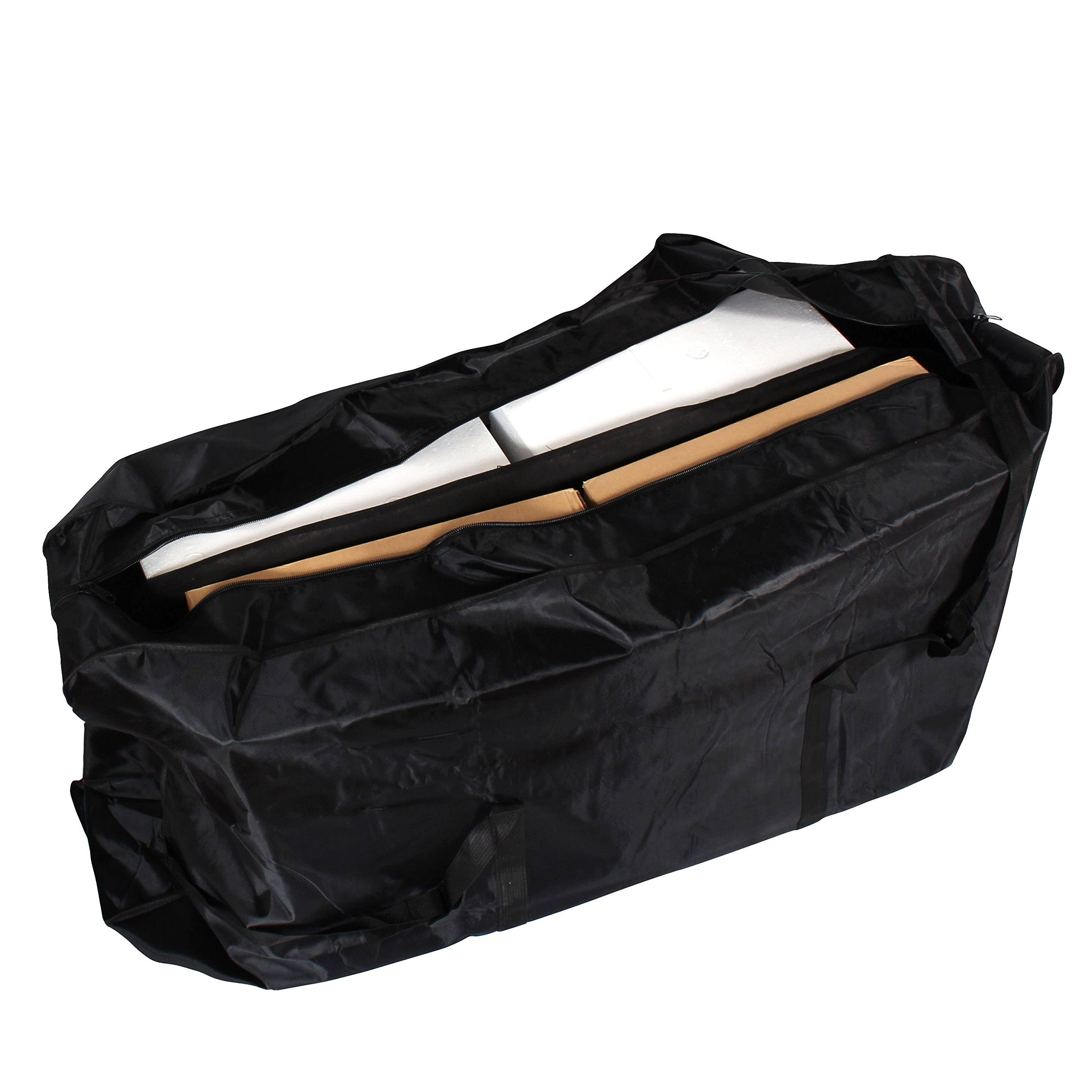OUTERDO 26-inch Mountain Bike Bicycle Loading Bags Loading Oxford Thick Package Bags by OUTERDO (Image #2)