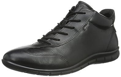 Ecco Shape M 15, Zapatos de Cordones Derby para Mujer, Negro (Black/Black), 37 EU Ecco