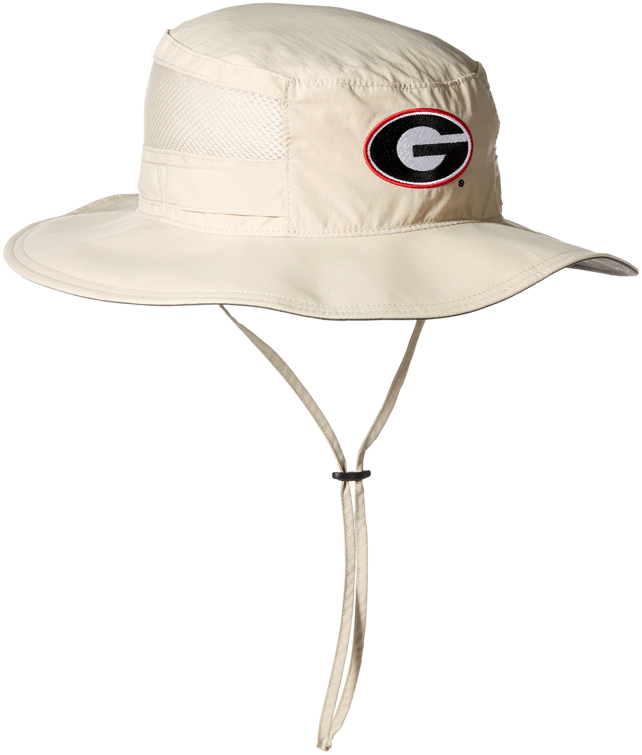 23d18e35338 Galleon - NCAA Georgia Bulldogs Collegiate Bora Bora Booney II Hat ...