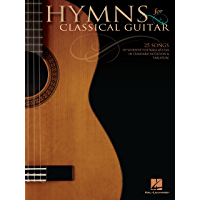 Hymns for Classical Guitar Songbook book cover