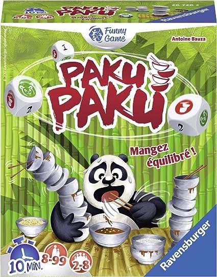 Paku Paku Jeux de société
