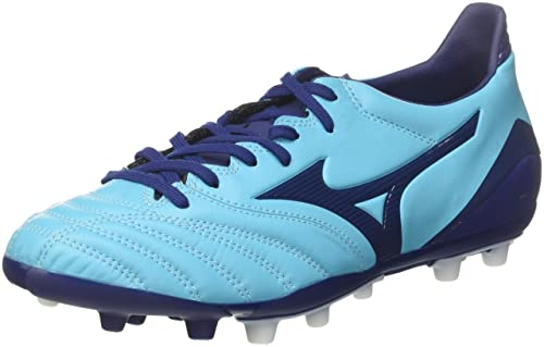 Mizuno Morelia Neo KL AG, Zapatillas de Running para Hombre, Multicolor (Blueatollbluedepths), 41 EU
