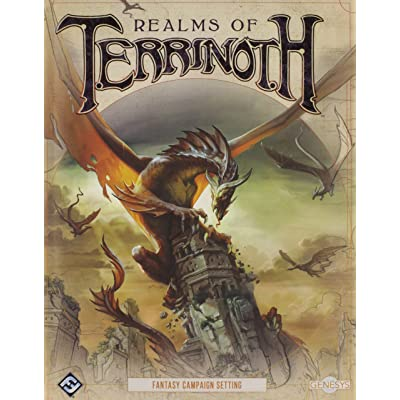 Genesys: Realms of Terrinoth: Toys & Games