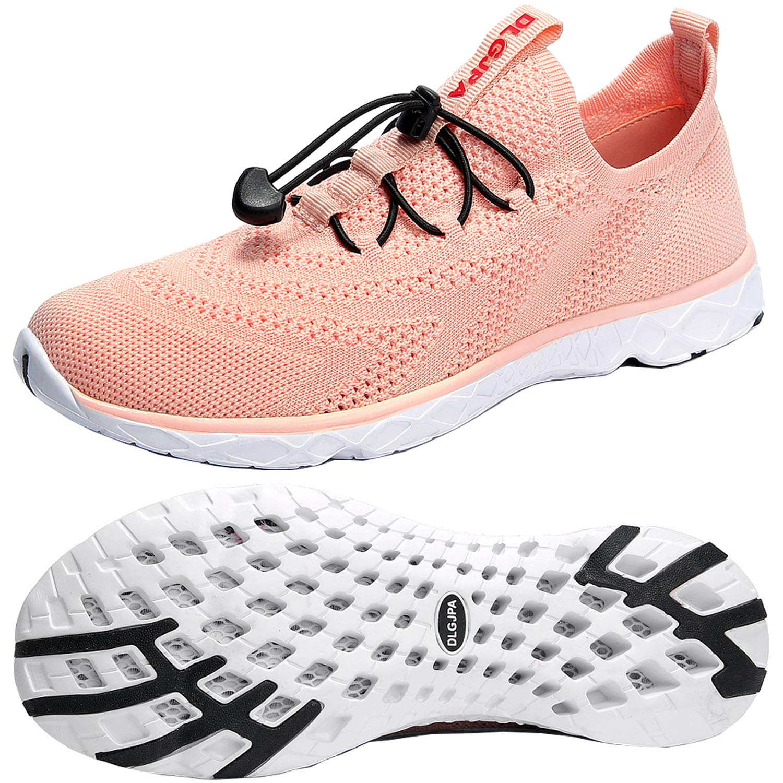 Dlgjpa レディース DLG0502(women) US サイズ: 9 M US カラー: ピンク   B07N7VVJ91