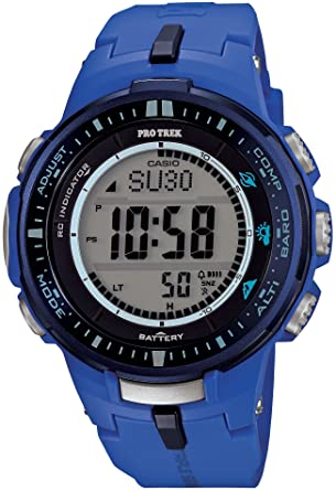 af57812356 Amazon | [カシオ]CASIO 腕時計 プロトレック 電波ソーラー PRW-3000 ...