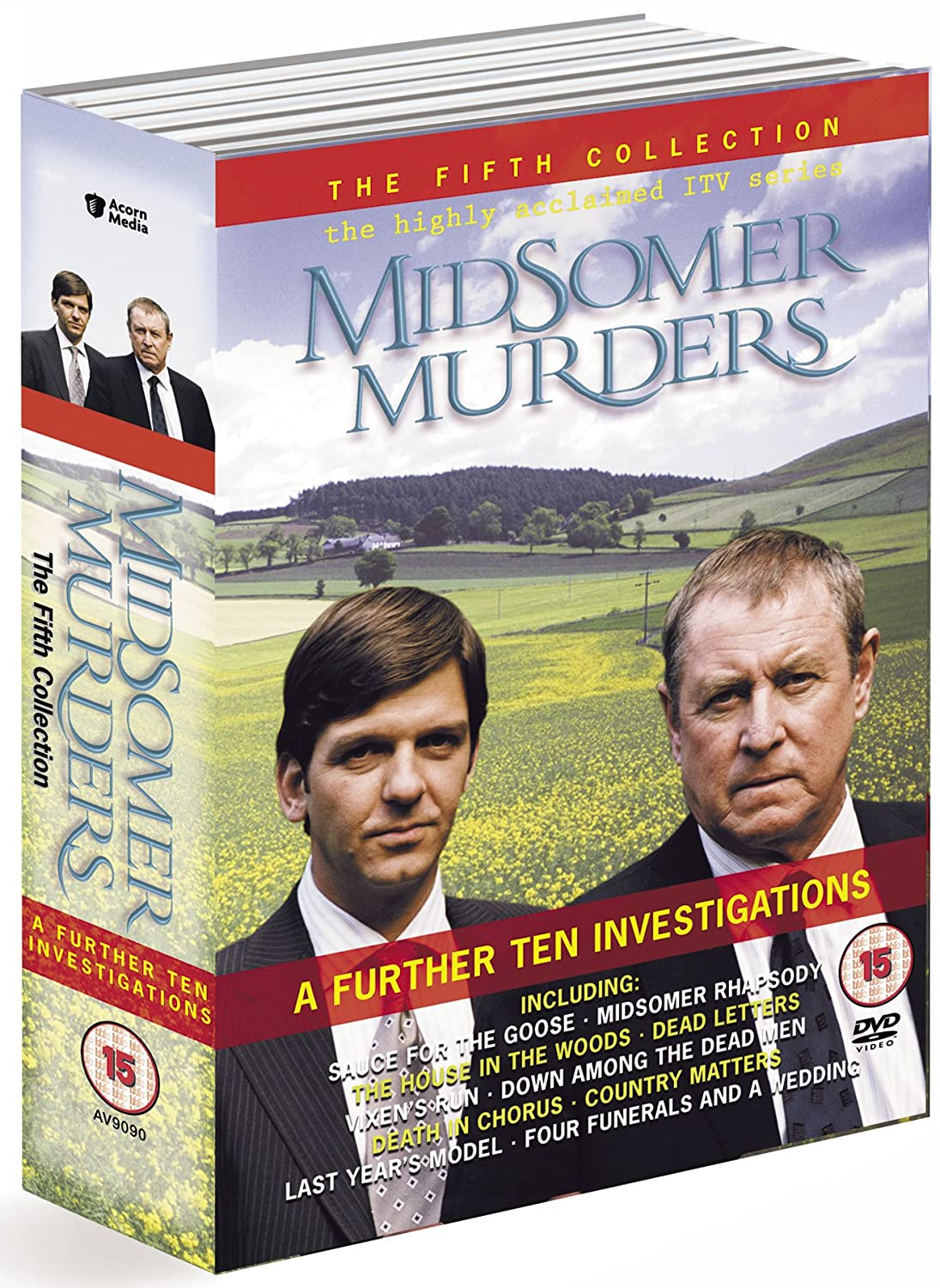 Midsomer Murders The Fifth Collection