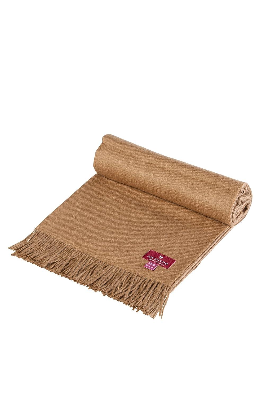 APU KUNTUR Alpaka-Decke zum Kuscheln   warm und weich   ideal für Allergiker   hochwertige Kuscheldecke PLAID   schöne Tagesdecke