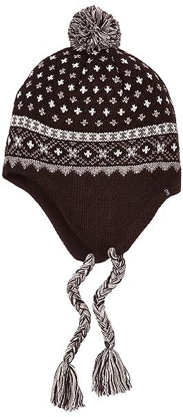 5bc2d2173dc Amazon.com  Jaxon El Toro Peruvian Beanie Hat (1-Size