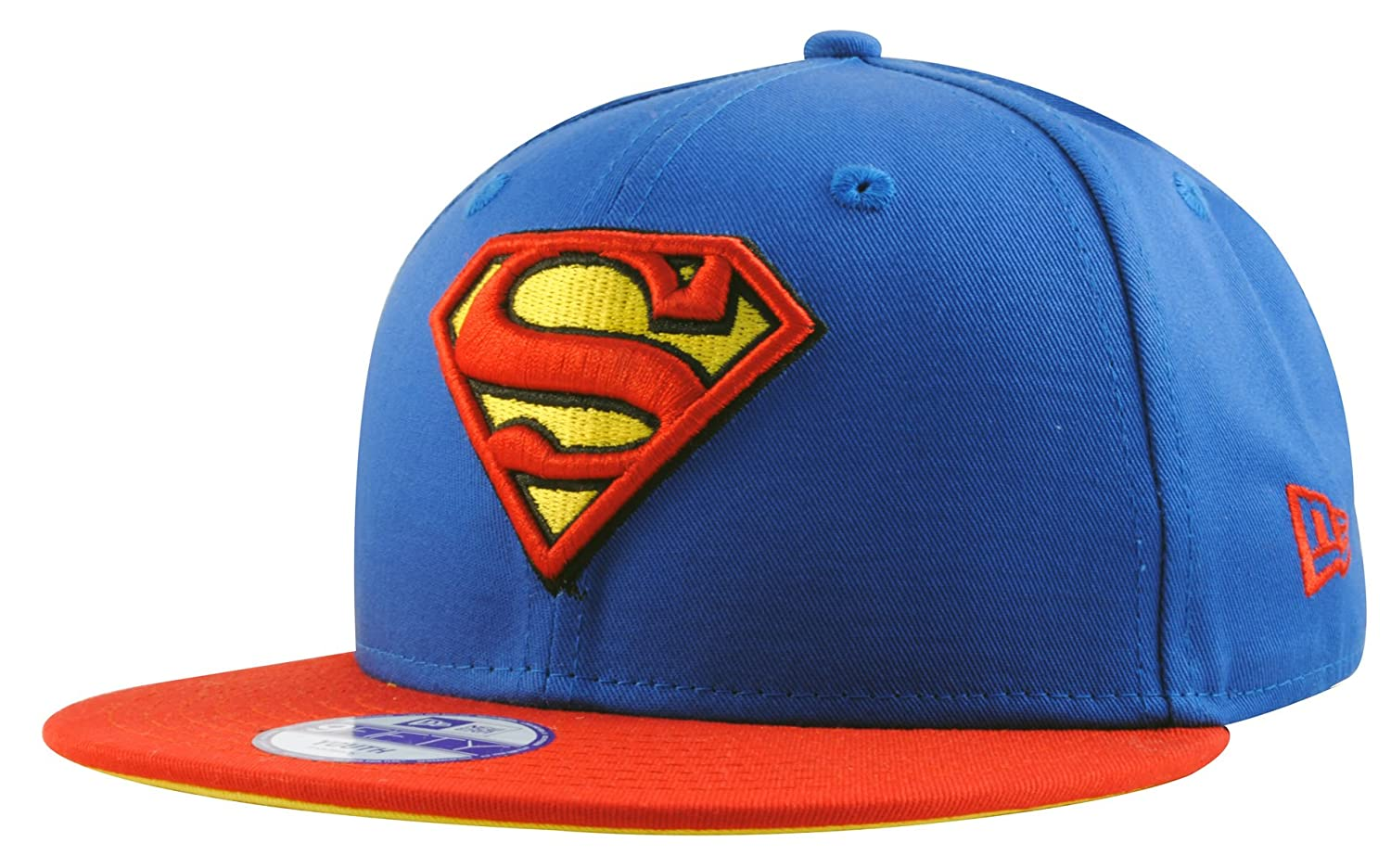 New Era DC Comics Youth Superman Character Basic 9Fifty - Gorra de ...