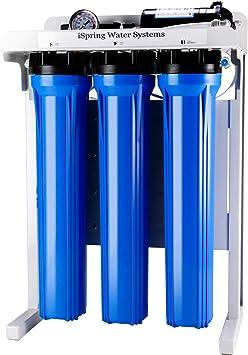 Inversión de osmosis filtro de agua membrana 300gpd