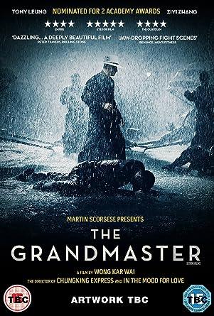 The grandmaster dvd amazon tony chiu wai leung cung le the grandmaster dvd voltagebd Gallery