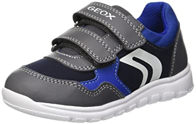 Geox B Xunday D, Scarpe da Ginnastica Basse Bimbo: Amazon.it