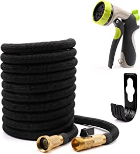 Expandable Garden Hose,50ft Expanding Yard Hose with 3/4