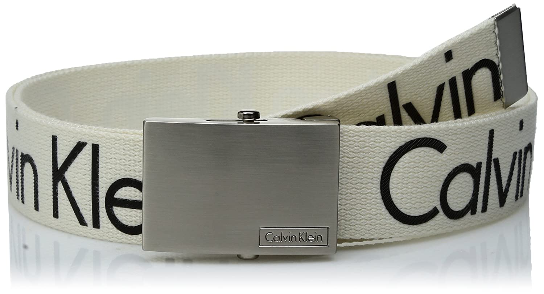 Calvin Klein Men's Calvin Klein 38mm Web Belt With Logo 73545