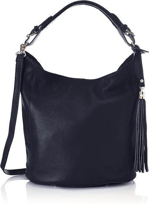 Bags4Less - Zara, Shoppers y bolsos de hombro Mujer, Blau (Dunkelblau), 21x30x40 cm (B x H T): Amazon.es: Zapatos y complementos