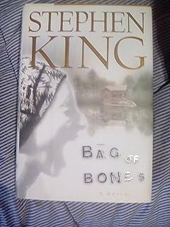 Stephen King Bag of Bones 1st edition 1st print!