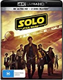 Solo: A Star Wars Story   (4K Ultra HD + Blu-ray + Bonus)