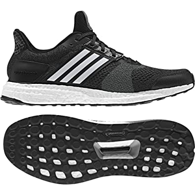 f2ae168e95ed0 adidas Ultra Boost ST Running Shoes - SS17-7.5 Black