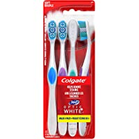 Colgate 360 Optic White Whitening Toothbrush (Soft)