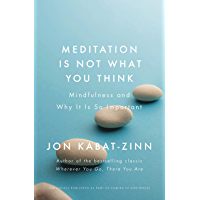 Meditation is Not What You Think: Mindfulness and Why It Is So Important (Coming to Our Senses Part 1) (English Edition)