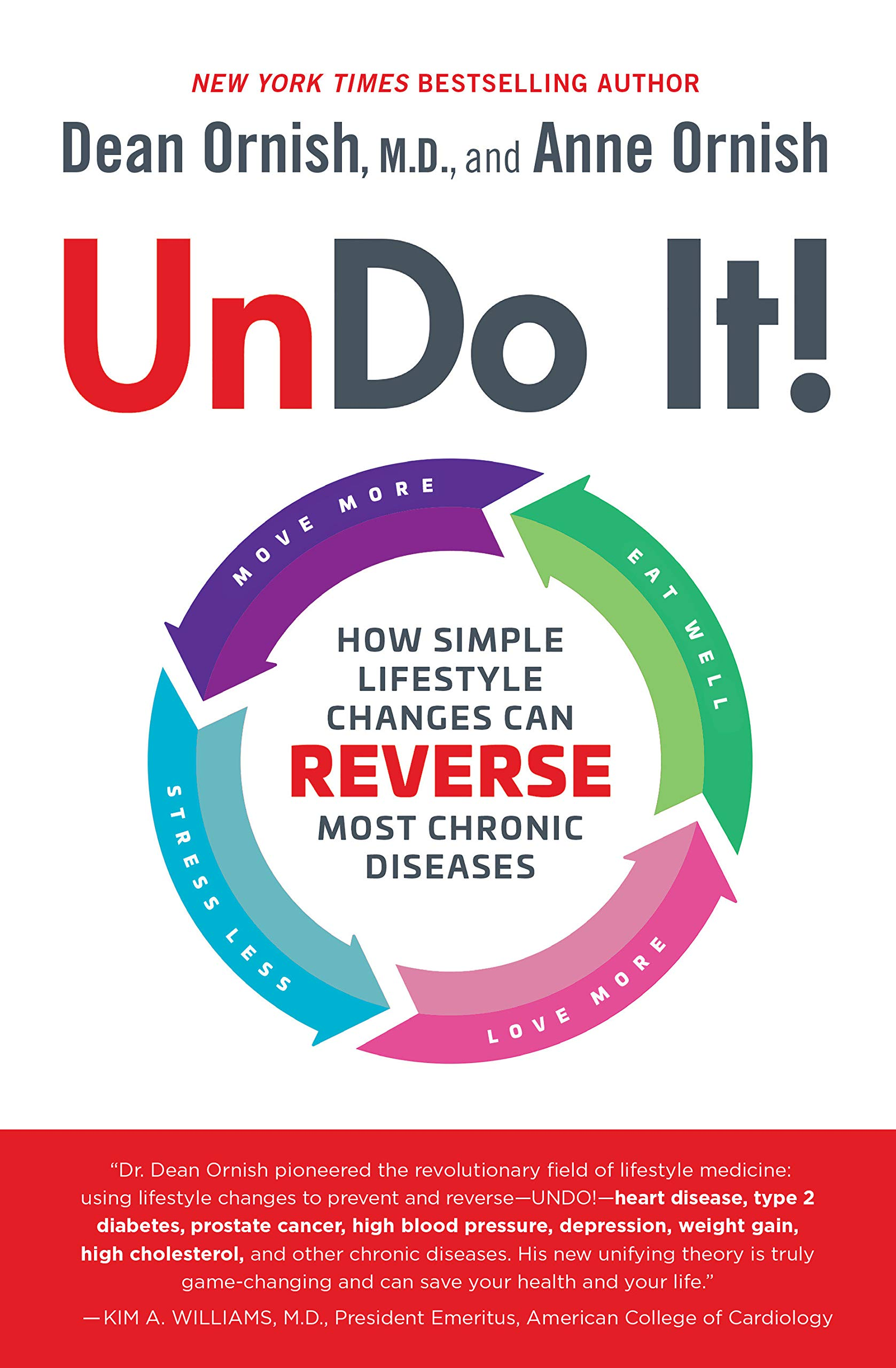Undo It – How Simple Lifestyle Changes Can Reverse Most Chronic Diseases