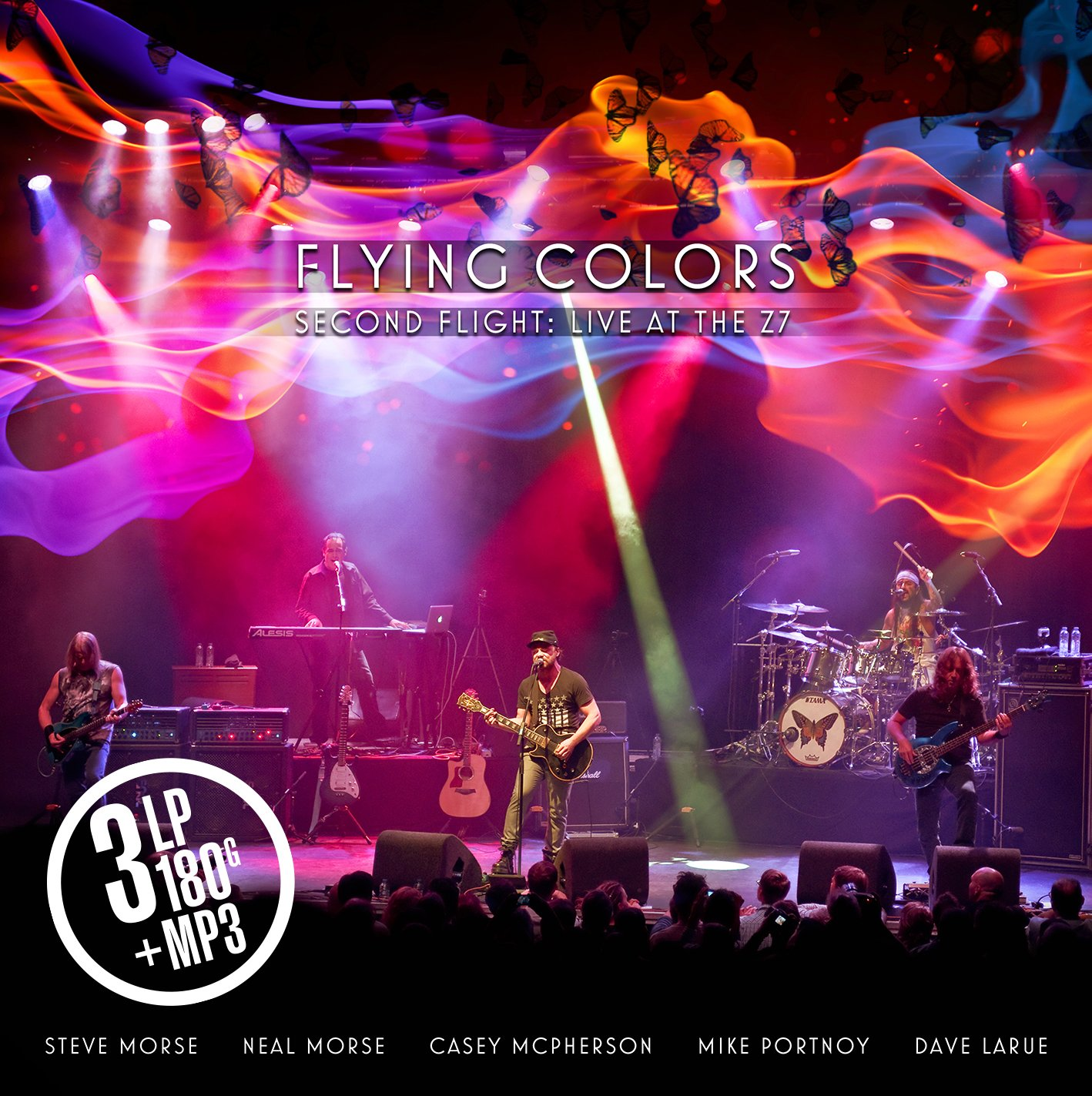 Second Flight: Live At The Z7 (3LP + MP3)