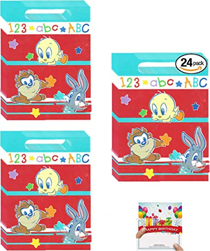 Amazon.com: Looney Tunes suministros de fiesta de cumpleaños ...