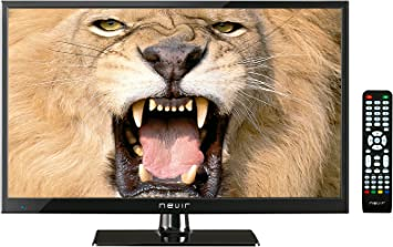 Nevir NVR-7508-22HD-N - Televisor (22 Pulgadas, LED FHD) Color Negro: Amazon.es: Electrónica