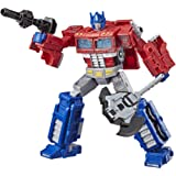 "TRANSFORMERS WFC S11 Optimus Prime Voyager Class 7"" Action Figure - Generations War for Cybertron Siege - Kids Toys - Ages 8+"