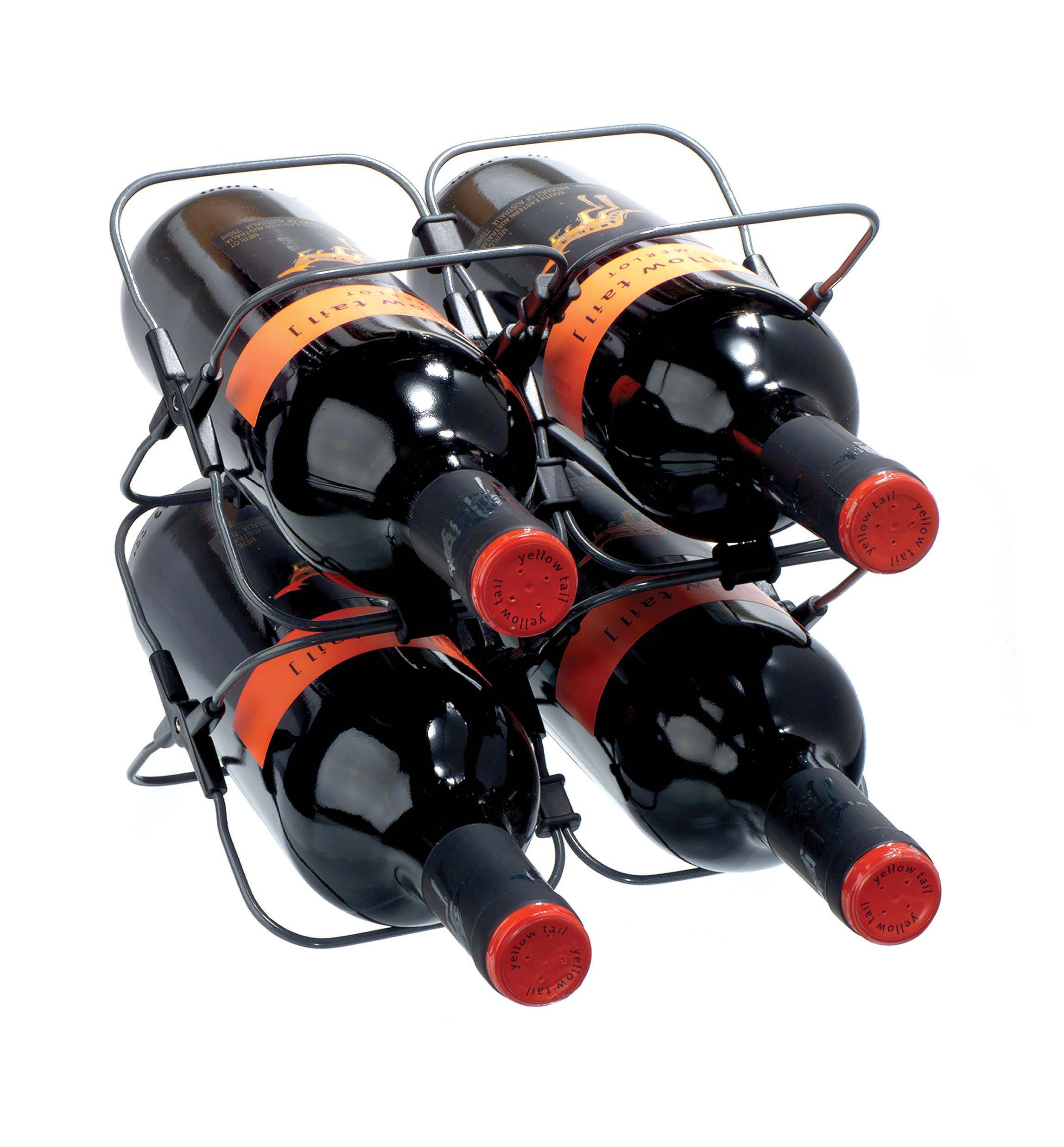 Rabbit Houdini Expandable Wine Rack by Houdini
