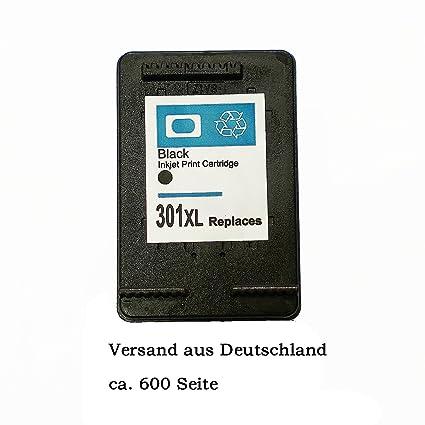Zfl HP 301 X L Negro impresora tinta de gran alcance para HP ...