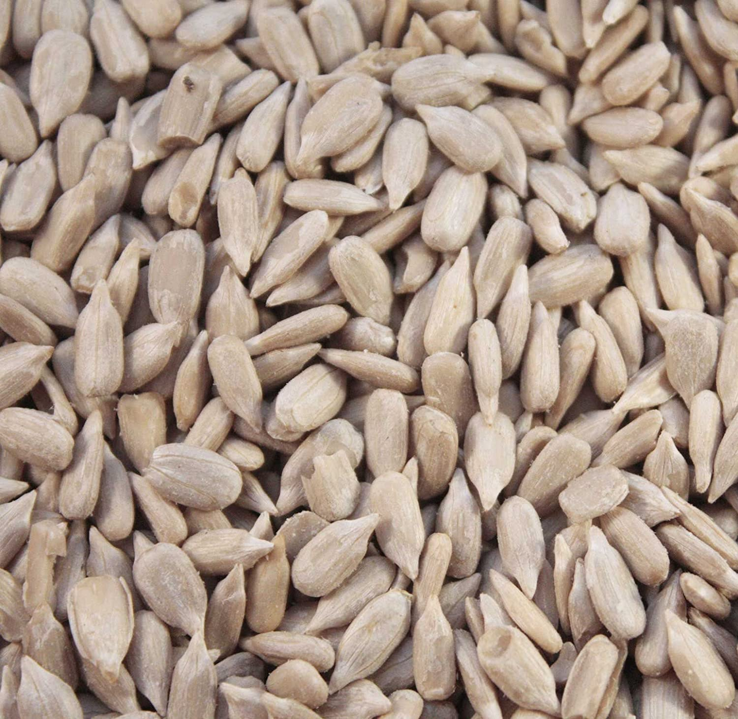 25KG MALTBYS STORES SUNFLOWER HEARTS WILD BIRD FOOD ( 2 X 12.5KG ) MALTBY'S CORN STORES